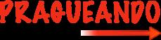 Pragueando Logo